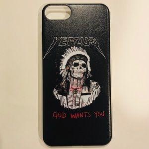 Other - Kanye West Yeezus iPhone 7/8 Case